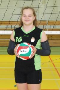 Modrakowska Matylda (libero)